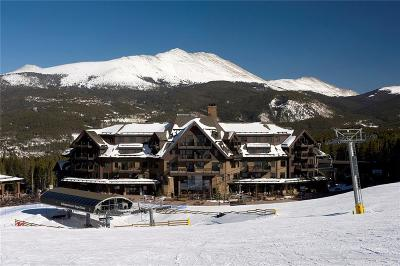 Breckenridge Condo For Sale: 1891 Ski Hill Road #7503