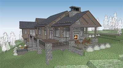 Breckenridge CO Single Family Home For Sale: $3,195,000