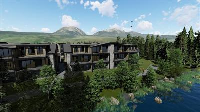 Silverthorne Condo For Sale: 890 Blue River Parkway #834