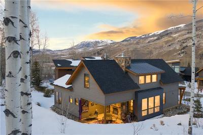 Silverthorne CO Single Family Home For Sale: $1,099,000