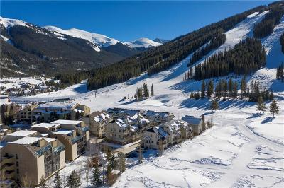 Copper Mountain Townhouse For Sale: 209 Wheeler Place #21