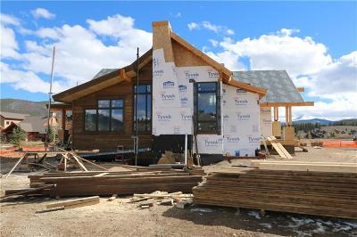 Dillon, Silverthorne, Summit Cove Single Family Home For Sale: 74 Telluride Court