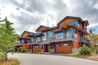 Silverthorne Duplex For Sale: 397 Lodge Pole Circle #2