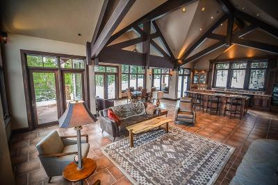 Dillon, Silverthorne, Summit Cove Single Family Home For Sale: 525 Two Cabins Drive