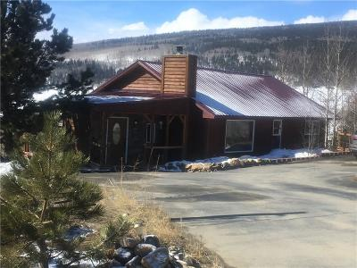 Park County Single Family Home For Sale: 986 Sheep Ridge Road