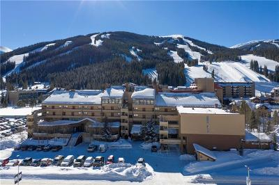 Copper Mountain Condo For Sale: 760 Copper Road #203