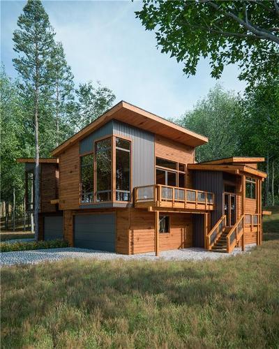 Dillon, Silverthorne, Summit Cove Duplex For Sale: 1338 W Baron Way