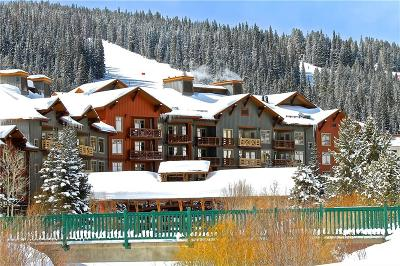 Copper Mountain Condo For Sale: 164 Copper Circle #525