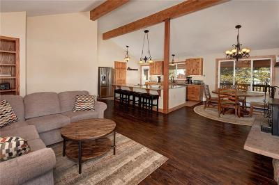 Silverthorne CO Single Family Home For Sale: $989,000