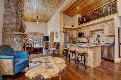 Breckenridge CO Single Family Home For Sale: $680,000