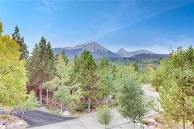 Silverthorne CO Single Family Home For Sale: $1,299,000