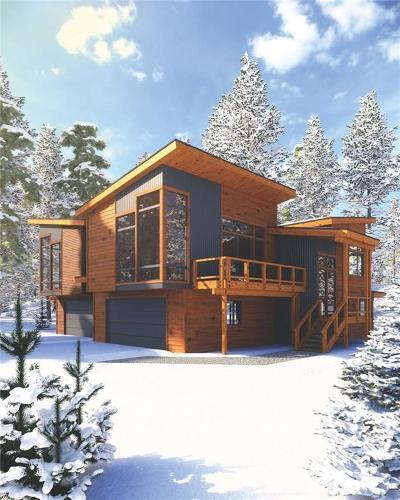 Dillon, Silverthorne, Summit Cove Duplex For Sale: 55 W Baron Way