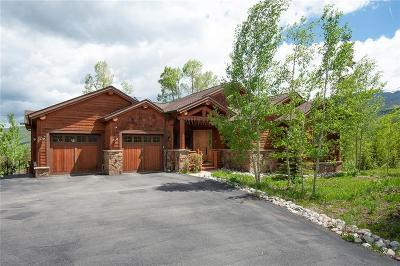 Silverthorne CO Single Family Home For Sale: $1,500,000