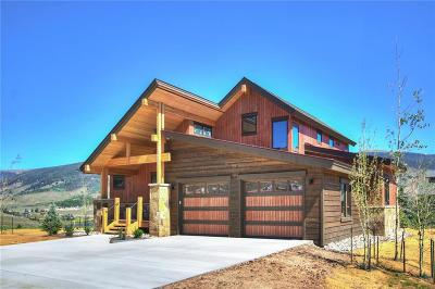Dillon Single Family Home For Sale: 74 Telluride Court