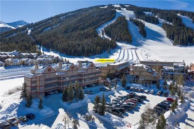 Copper Mountain Condo For Sale: 82 Wheeler Circle #115