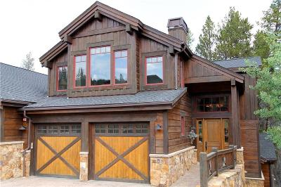 Copper Mountain Duplex For Sale: 925 Beeler Place #925