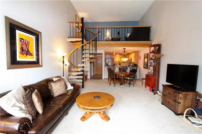 Copper Mountain Condo For Sale: 168 Ten Mile Circle #398/498