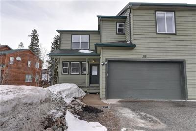 Silverthorne Duplex For Sale: 38 Bashore Court