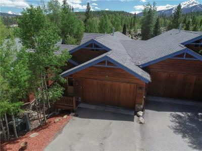 Silverthorne Duplex For Sale: 58 Salt Lick Court #58
