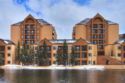 Breckenridge Condo For Sale: 655 Columbine Road #7543