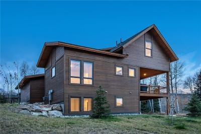 Silverthorne Single Family Home For Sale: 45 E Baron Way