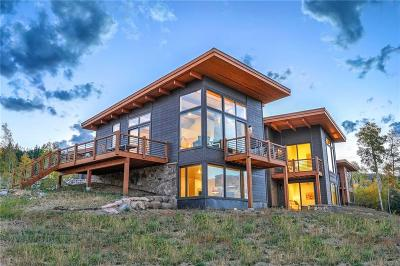 Silverthorne Single Family Home For Sale: 956 Maryland Creek Road