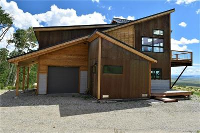 Park County Single Family Home For Sale: 2831 High Creek Road