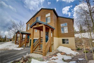 Silverthorne Duplex For Sale: 37 Lodgepole Court #37