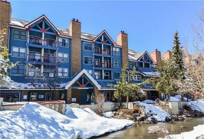 Breckenridge CO Condo For Sale: $235,000