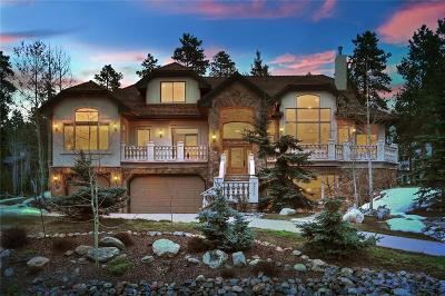Breckenridge Single Family Home For Sale: 200 S Gold Flake Terrace