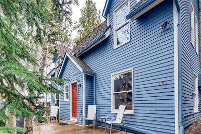 Breckenridge Single Family Home For Sale: 108 S High Street #B