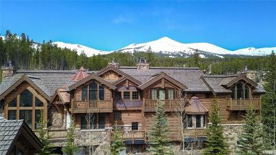 Breckenridge Single Family Home For Sale: 88 Snowy Ridge Road
