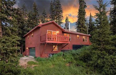 Breckenridge Single Family Home For Sale: 107 Scr 675