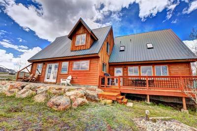 Park County Single Family Home For Sale: 508 Red Hill Road