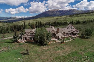 Silverthorne Single Family Home For Sale: 1996 Rodeo Drive
