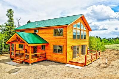 Alma, Fairplay Single Family Home For Sale: 2155 Bluestem Way
