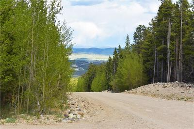 Como, Jefferson, Alma, Fairplay Residential Lots & Land For Sale: 1344 Deer Trail Road