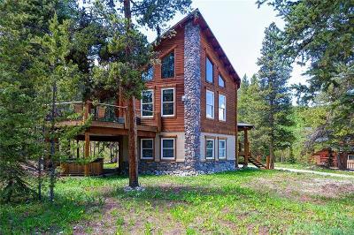 Breckenridge Single Family Home For Sale: 31 Rustic Terrace
