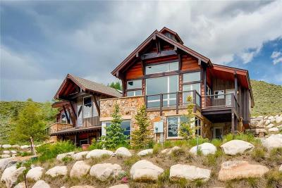 Summit County Single Family Home For Sale: 84 Pheasant Tail Lane