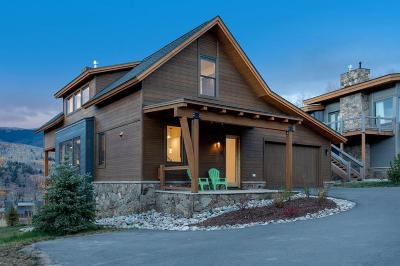 Silverthorne Single Family Home For Sale: 1405 S Maryland Creek Road