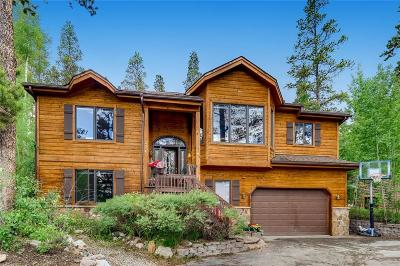Breckenridge Single Family Home For Sale: 224 Lone Hand Way