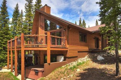 Blue River Single Family Home For Sale: 247 Davis Court