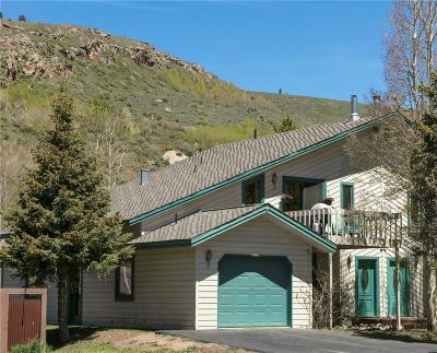 Dillon Duplex For Sale: 165a Straight Creek Drive