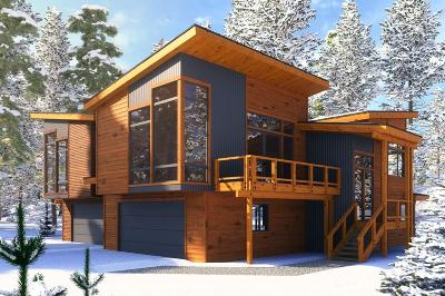 Silverthorne Duplex For Sale: 55 W Baron Way
