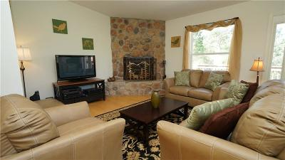 Fairplay, Alma Single Family Home For Sale: 1588 High Creek Road
