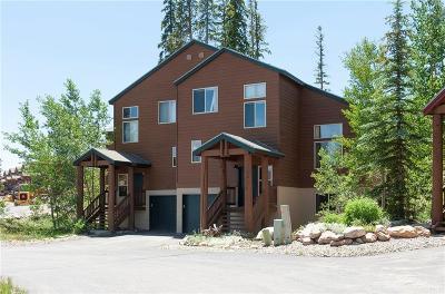 Silverthorne Duplex For Sale: 37 Lodgepole Court
