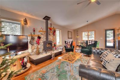 Park County Single Family Home For Sale: 725 Mountain View Drive