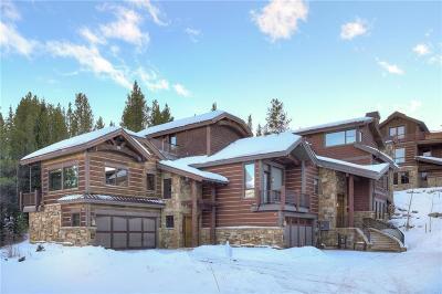 Copper Mountain Duplex For Sale: 884 Beeler Place