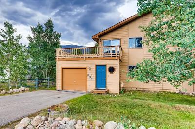 Silverthorne Duplex For Sale: 338 N Chipmunk Circle