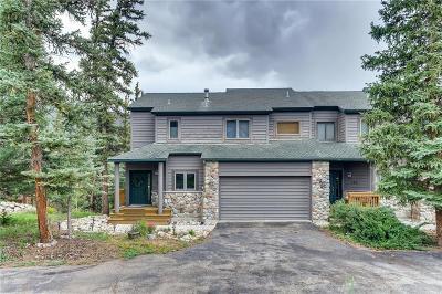 Dillon Duplex For Sale: 186 High Meadow Drive